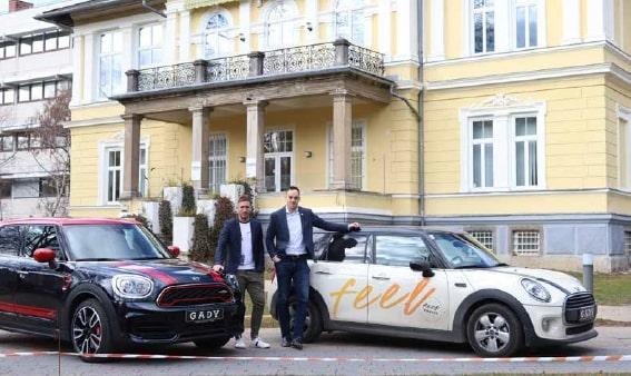 Mini Firmenwagen Graz Feel Finance